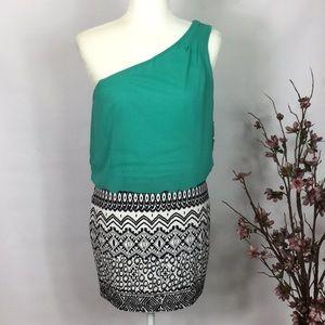 B.Darlin One Shoulder Mini Dress NWT